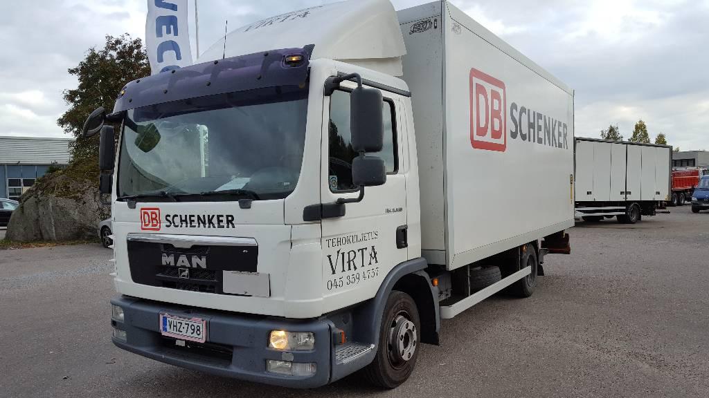 MAN TGL8.180, Kylmä-/Lämpökori kuorma-autot, Kuljetuskalusto