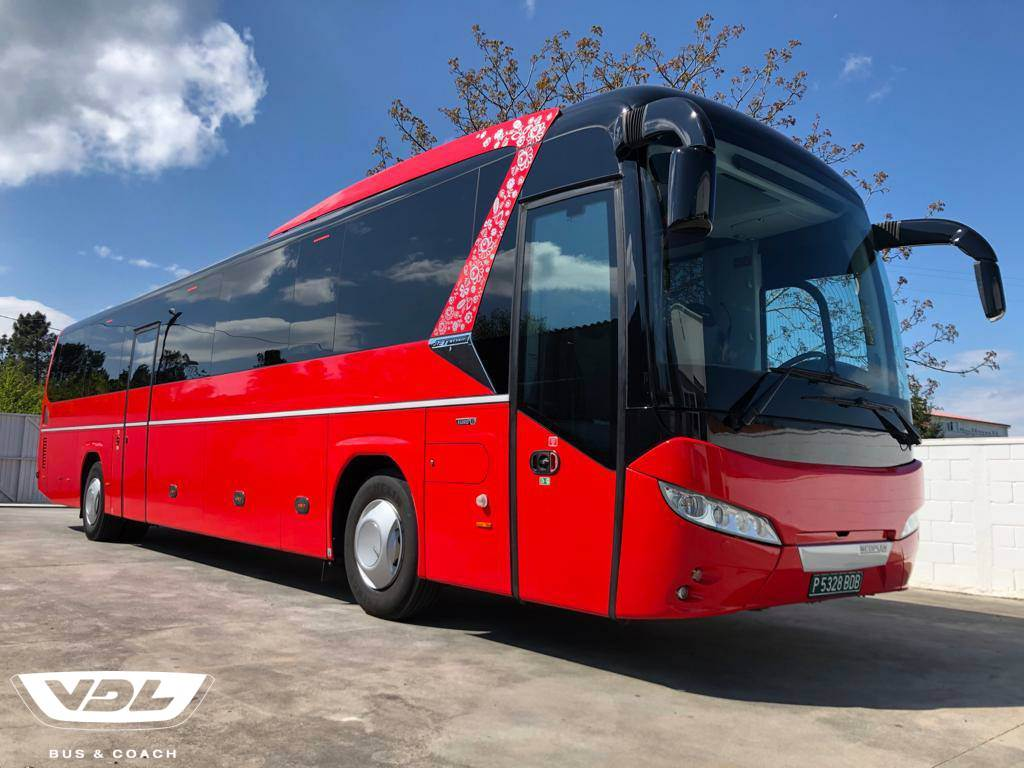 Neoplan Jetliner C, Coaches, Vehicles