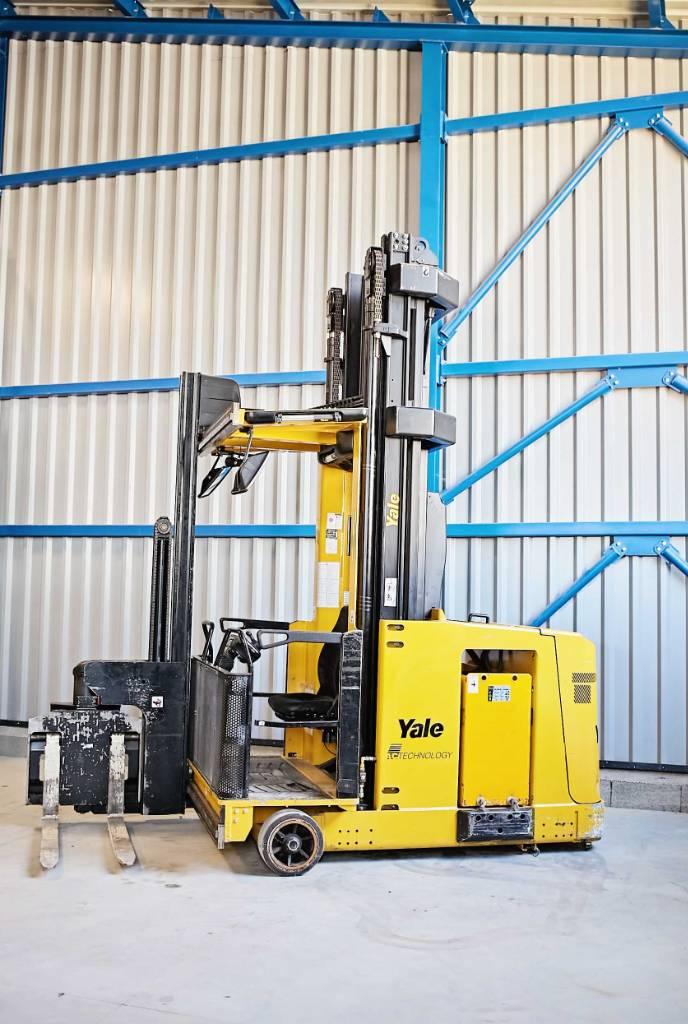 Yale MTC10, Very Narrow Aisle Trucks, Material Handling