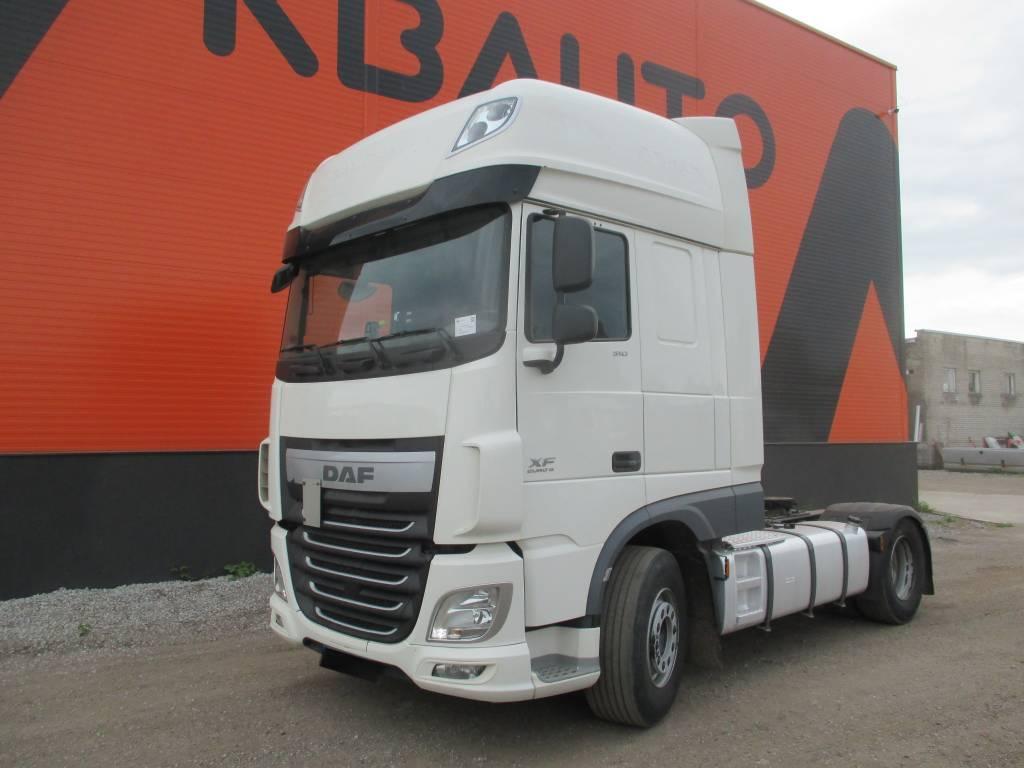 DAF XF 510 EURO6, Conventional Trucks / Tractor Trucks, Trucks and Trailers
