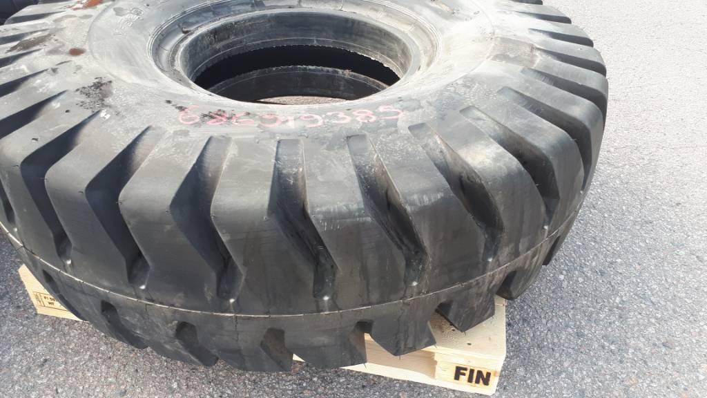 [Other] Industrial tyre 18.00-25, 40PR, Renkaat ja vanteet, Materiaalinkäsittely