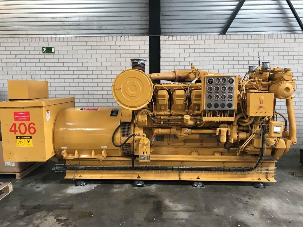 Caterpillar 3512 Generator Set 1275 kVa - DPH 105175, Diesel Generators, Construction