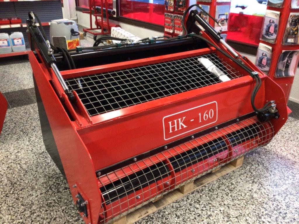 [Other] Haumet HK-160, Hiekan- ja suolanlevittimet, Maatalous