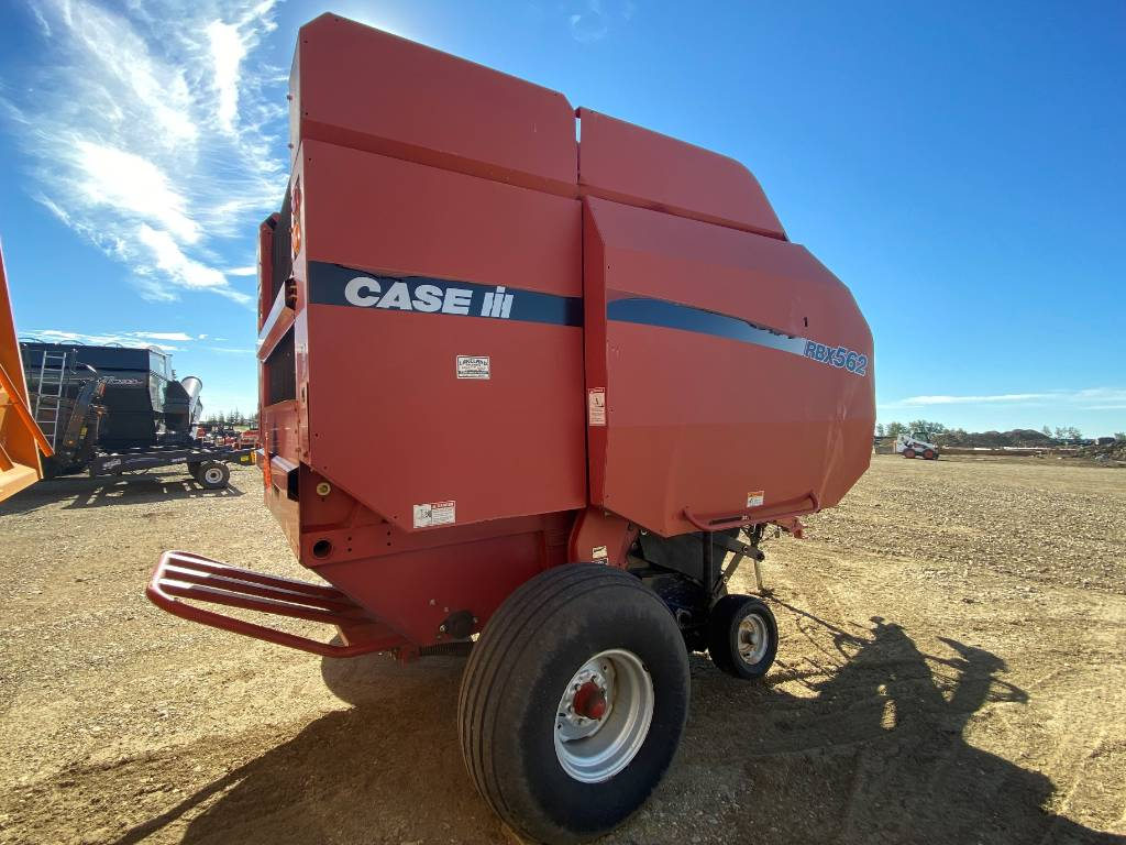 Case IH RBX 562, Round Balers, Agriculture