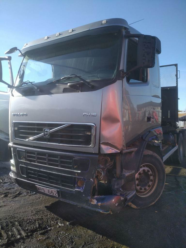 Volvo FH 16 550 8X4 FOR PARTS ONLY, Transport chassis and suspension, Trucks and Trailers