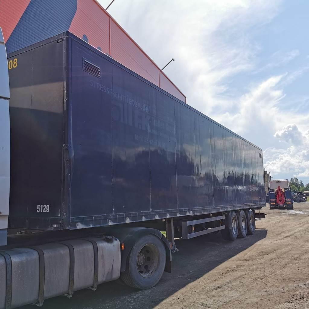 [Other] weka KSL-3-35, Box body semi-trailers, Trucks and Trailers