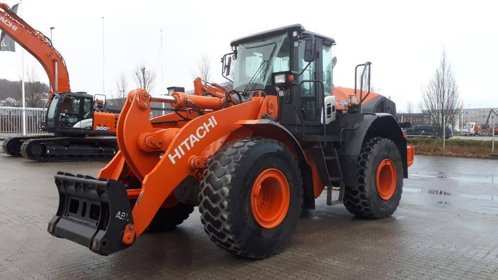 Hitachi ZW 250-5, Wheel Loaders, Construction Equipment