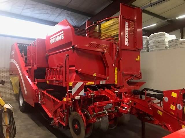 Grimme SE 260 NB, Aardappelrooiers, Landbouw
