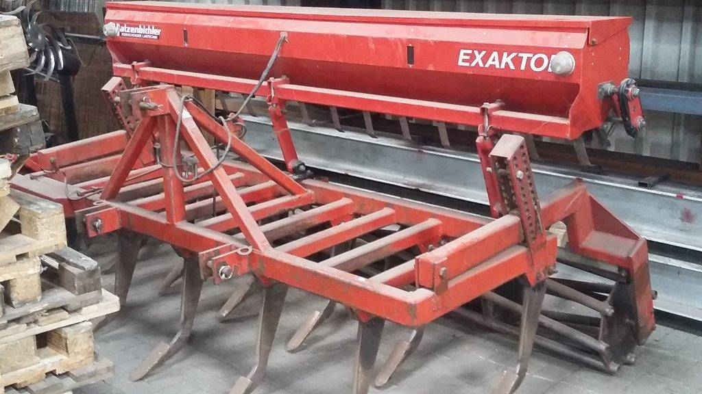 Evers vaste tand, Cultivators, Agriculture
