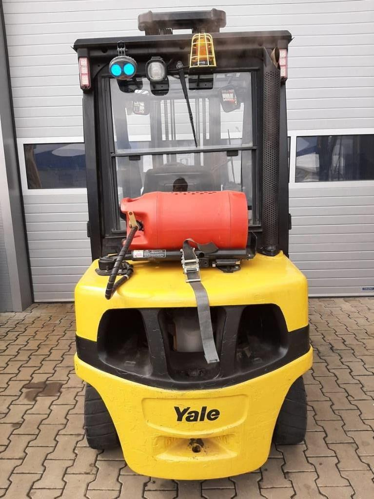 Yale GLP30VX, LPG counterbalance Forklifts, Material Handling