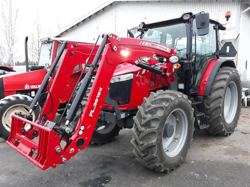 Massey Ferguson 5711 Dyna-4, Traktorit, Maatalous