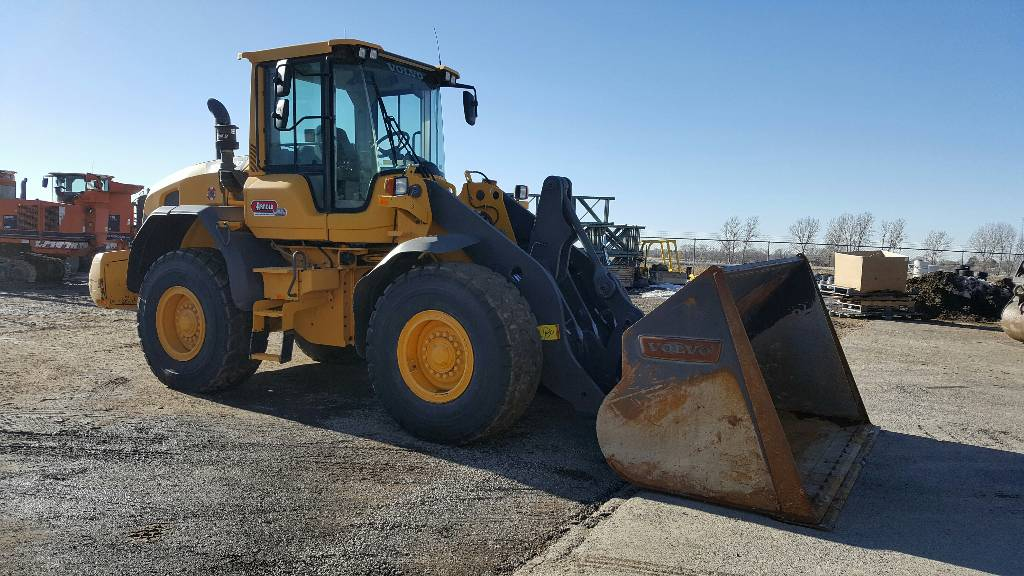 Volvo L70G, Wheel Loaders, Construction Equipment