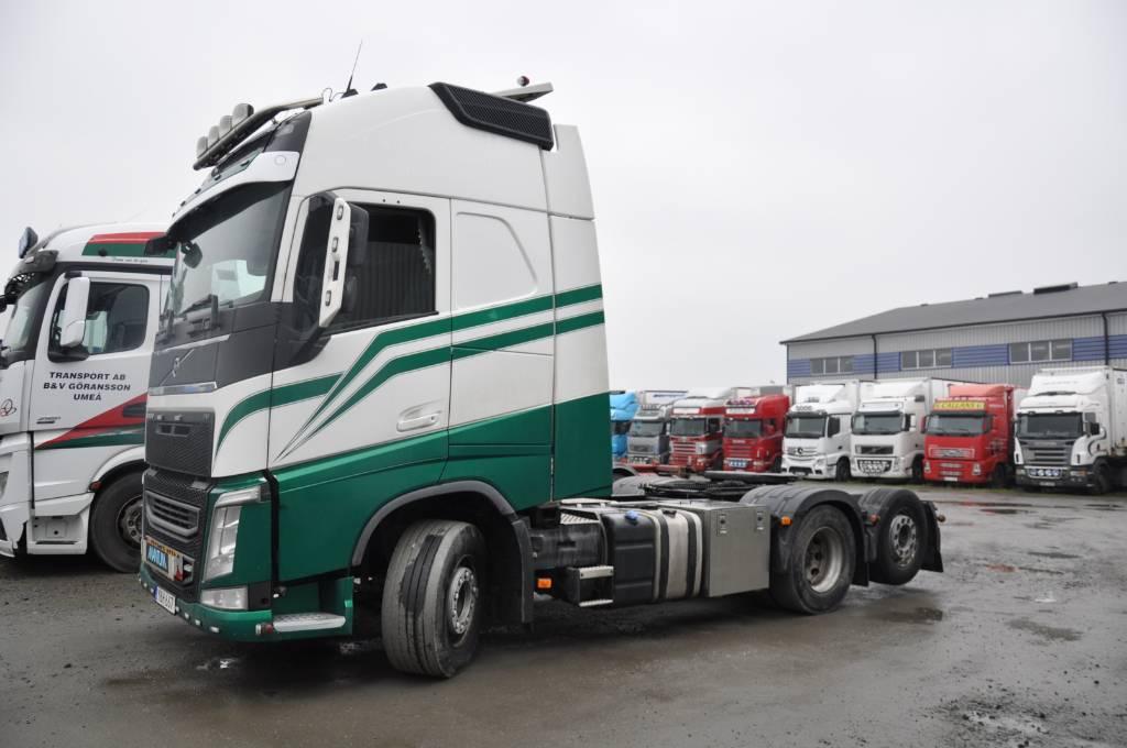 Volvo FH510 6X2, Dragbilar, Transportfordon