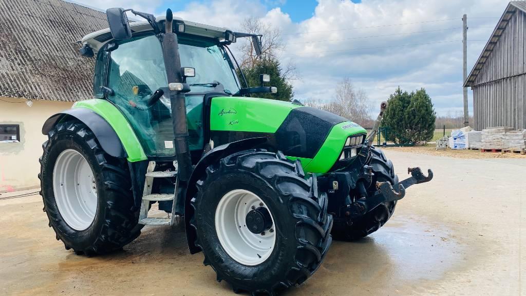 Deutz-Fahr K610PL, Traktori, Lauksaimniecība