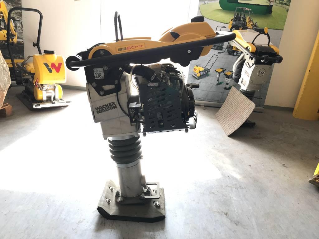 Wacker Neuson BS50-4As, Vibratory Rammers, Construction Equipment