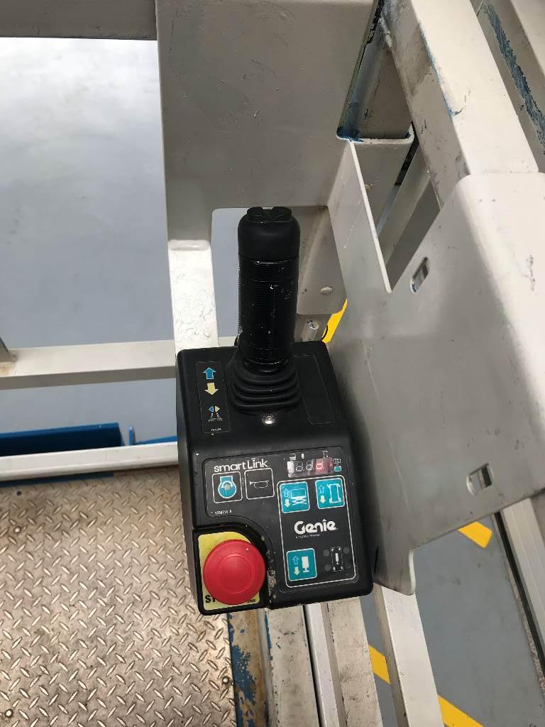 Genie GS4069 BE, Scissor lifts, Construction