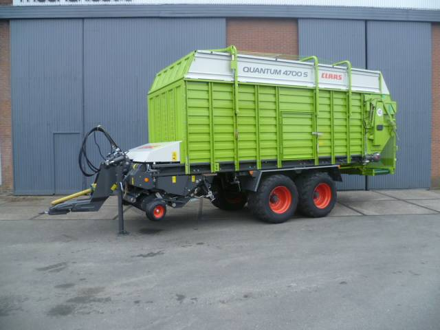 CLAAS Quantum 4700 S, Speciality Trailers, Agriculture