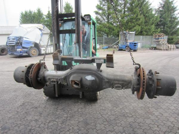 SCANIA ADA1501P / RP835, Aksler, Transport