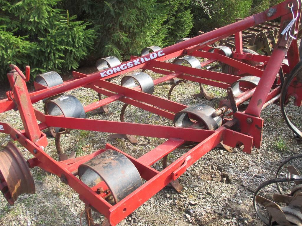 Kongskilde Vibro-Flex VF313 Stubharve, Harver, Landbrug