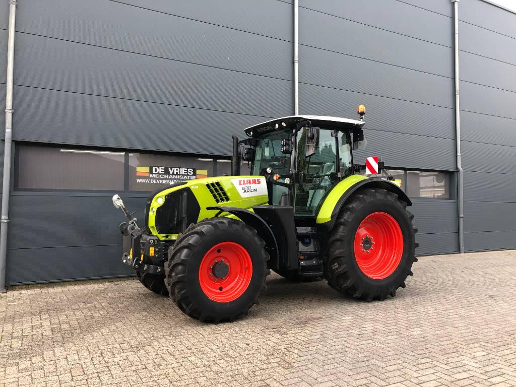 CLAAS Arion 630 Cis+, Tractoren, Landbouw