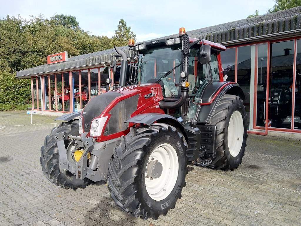 Valtra N123 HiTech 5 - 2496, Tractoren, Landbouw