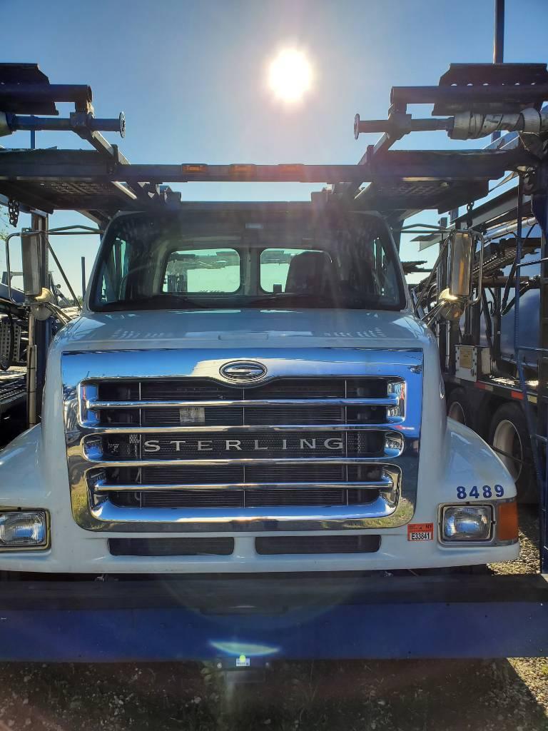 Sterling LT 9500, Car Haulers, Trucks and Trailers