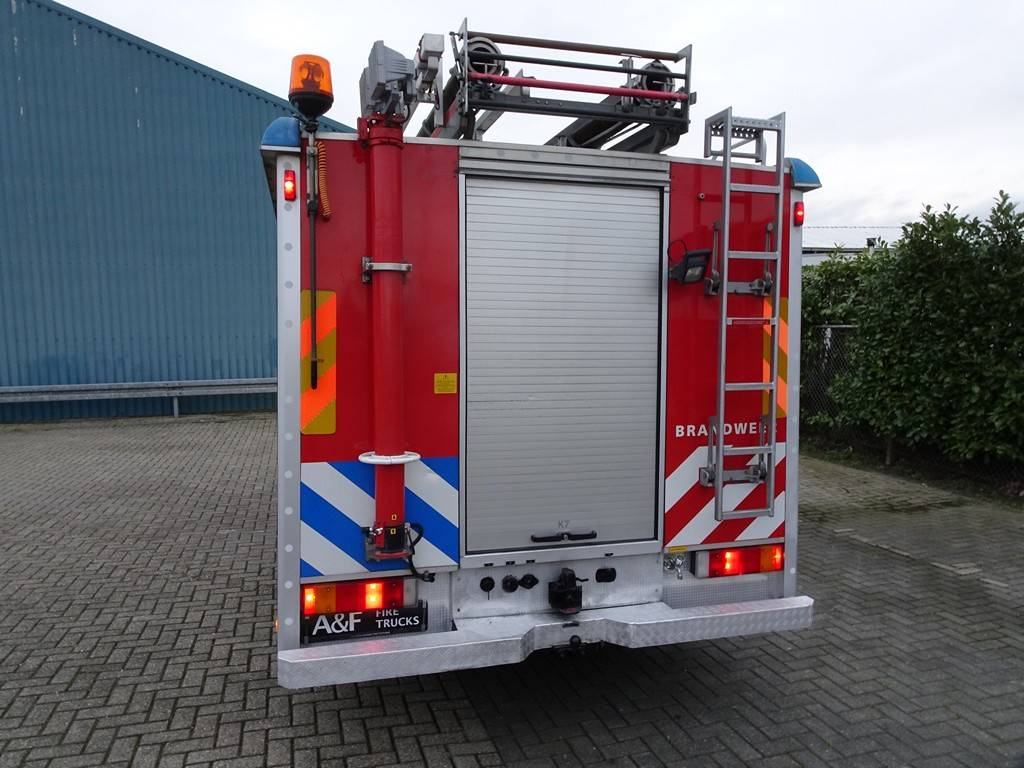 MAN L75 14L Ziegler  7480 km!!, Fire trucks, Transportation
