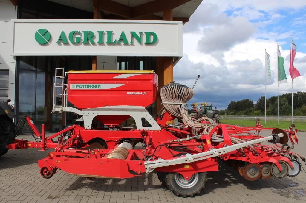 Pöttinger TerraSem C6 Artis, Külvikud, Põllumajandus