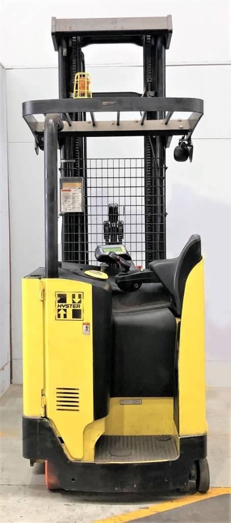 Hyster N35ZR, Reach Trucks, Material Handling