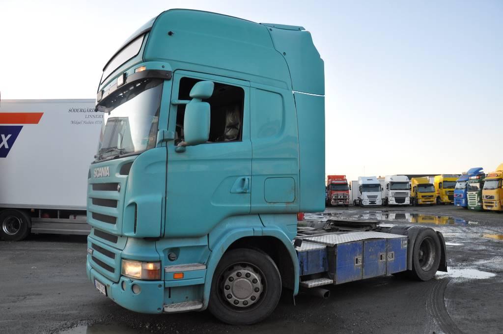 Scania R 480 4X2, Dragbilar, Transportfordon