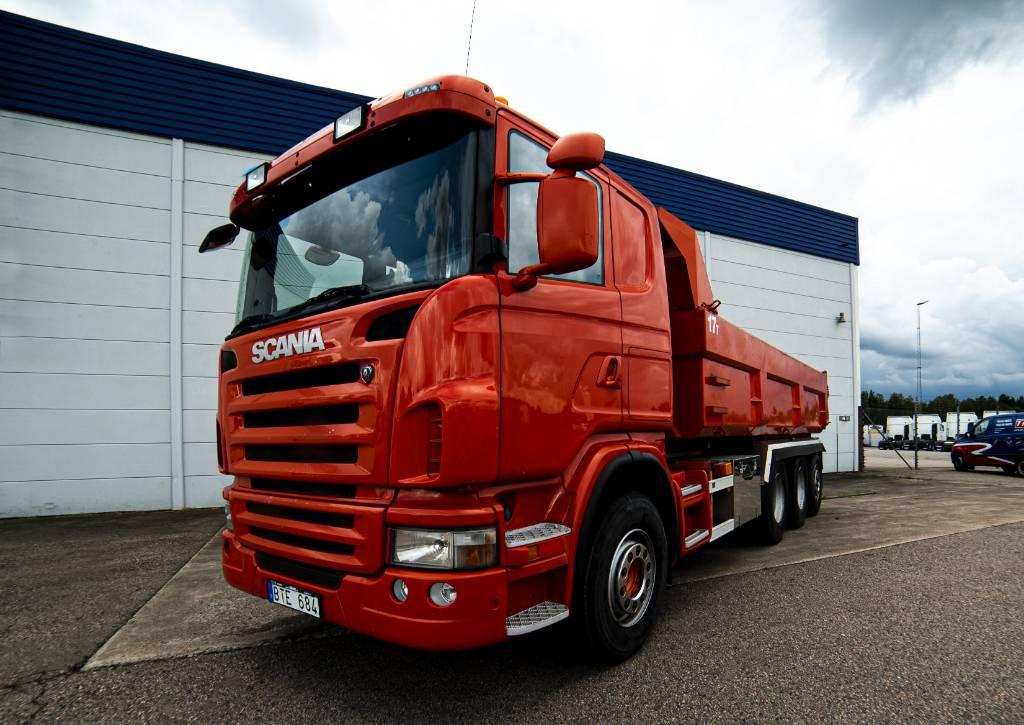 Scania G 440 - 2010, Dump Trucks, Trucks and Trailers