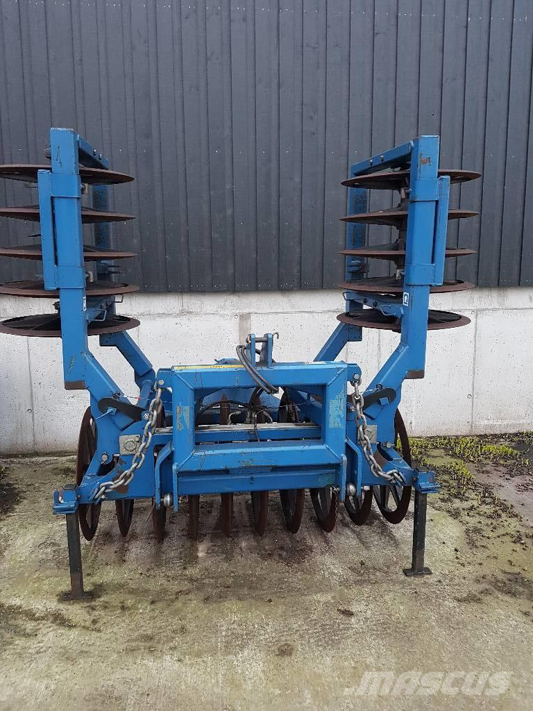 Dal-Bo Leverflex 4, Veltņi, Lauksaimniecība