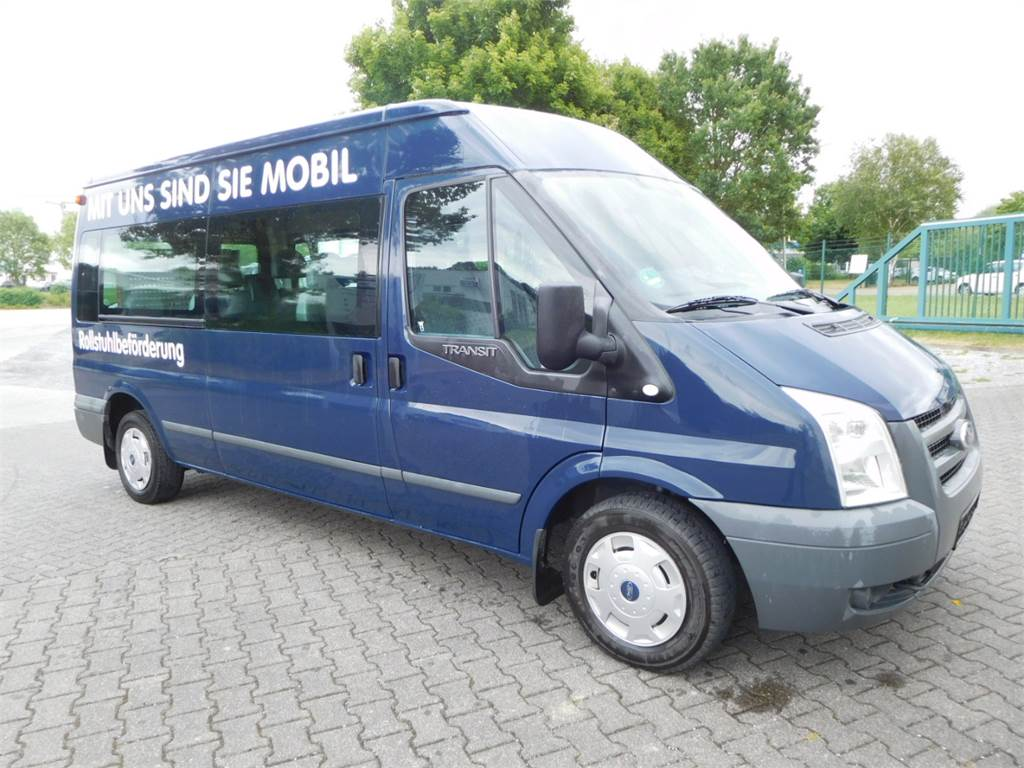 Ford Transit, Mini, Vehicles