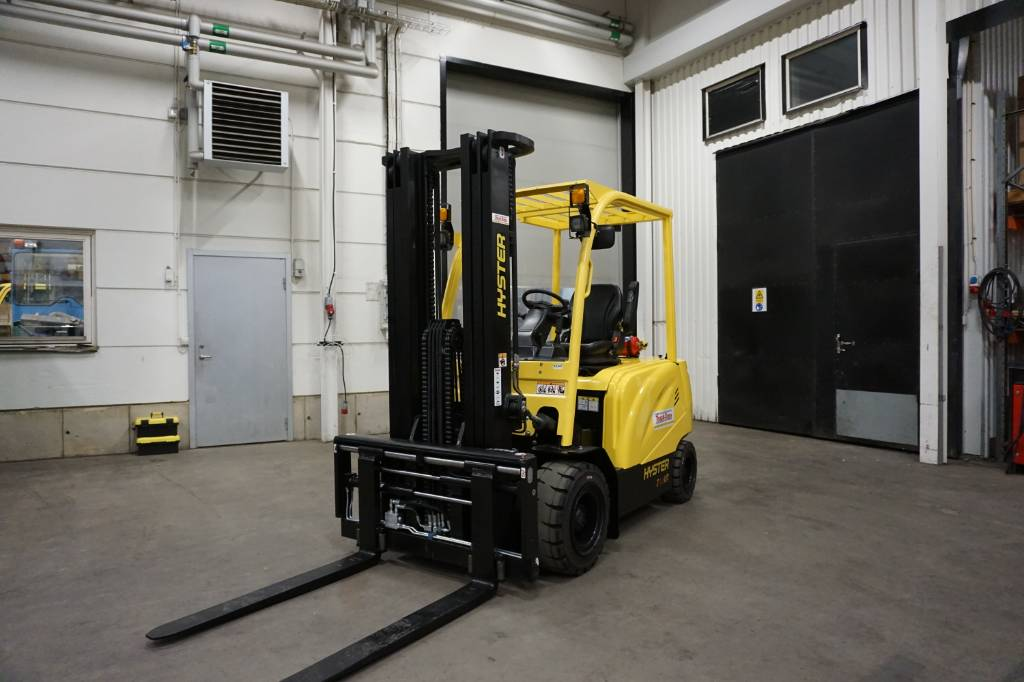 Hyster J3.5UT, Electric counterbalance Forklifts, Material Handling