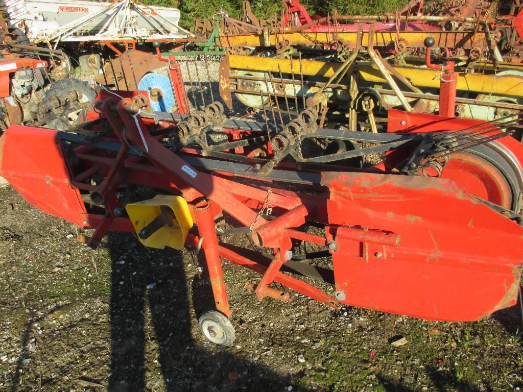 JF HSR200 Siderive, River og høvendere, Landbrug