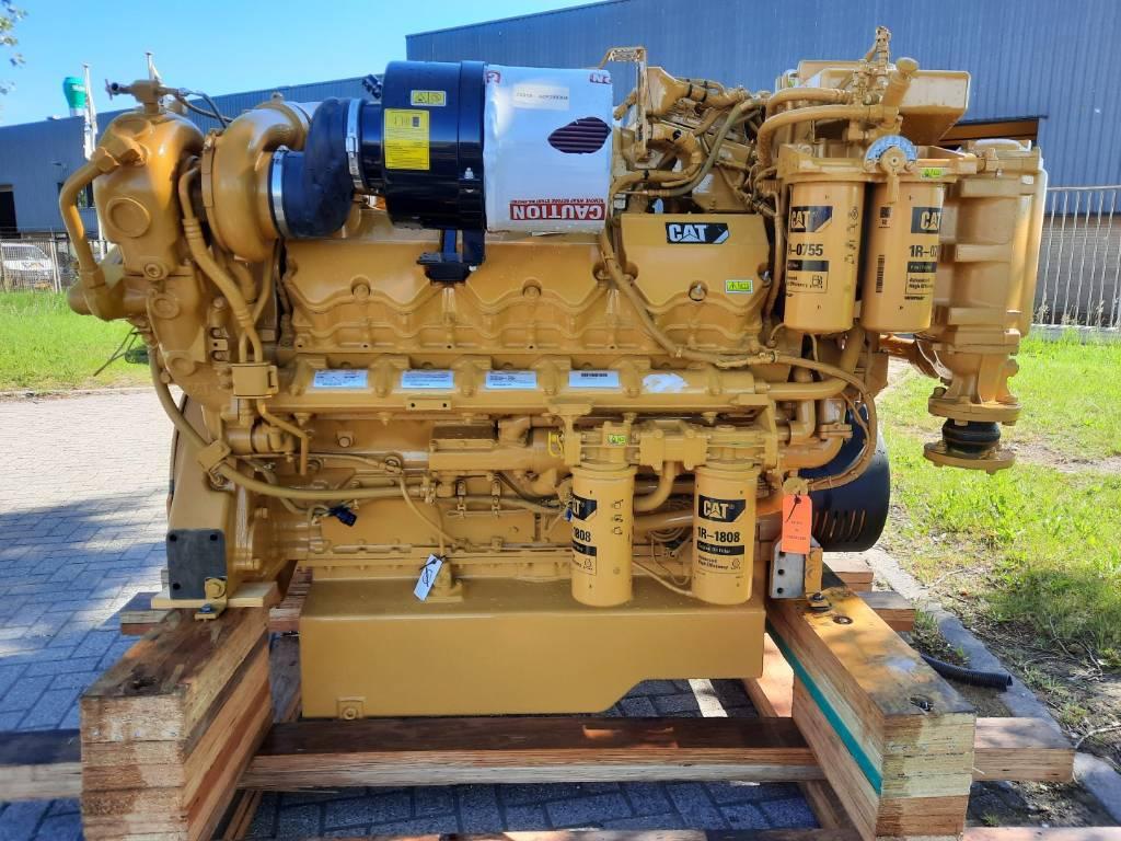 Caterpillar - Unused - 1450HP  2300RPM - C32 - ZP2, Marine Applications, Construction