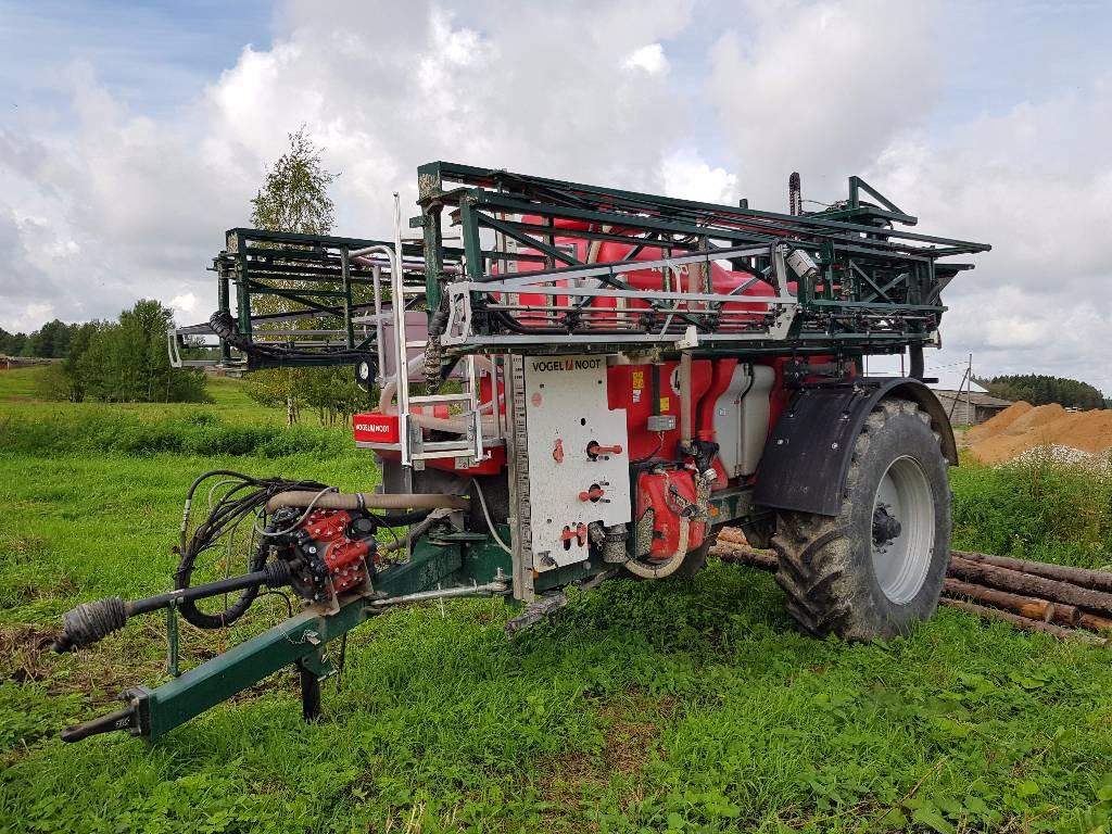Vogel & Noot IN 460, Haagispritsid, Põllumajandus