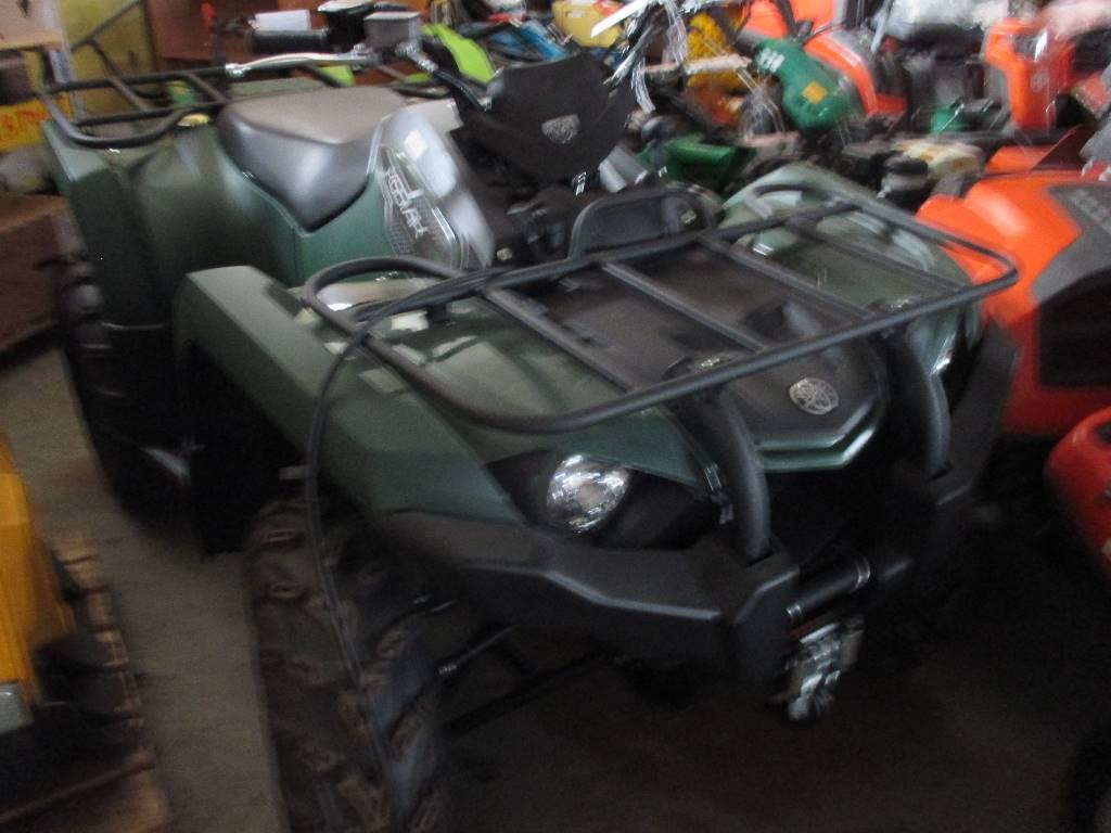 Yamaha YFM450 IRS ATV, Andre have & park maskiner, Have & Park