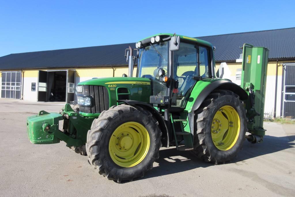 John Deere 6430 Premium, 2800 tim, Lantbruksmaskiner, Lantbruk