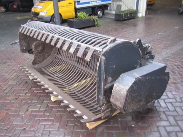 Rotar Steentrommel HPL-1000 (524), Bakken, Bouw