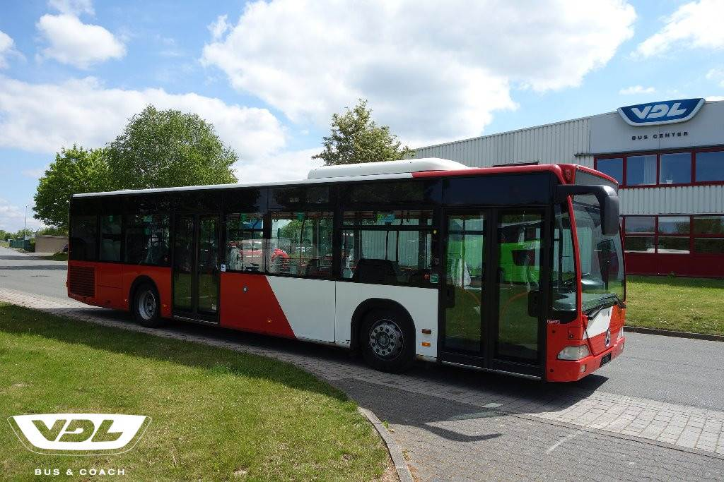 Mercedes-Benz O 530, Градски автобуси, Превозни средства
