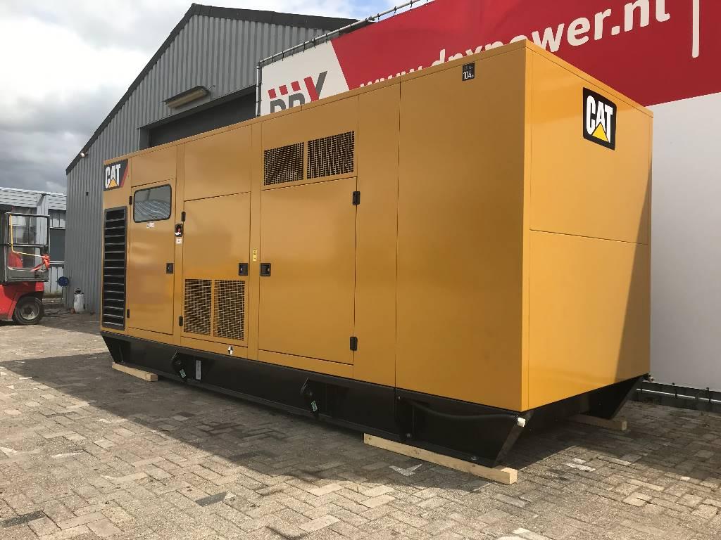 Caterpillar 3412 - 900F - 900 kVA Generator - DPX-18033, Diesel generatoren, Bouw