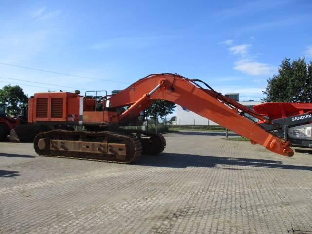 Hitachi ZX 670 LC H-3, Crawler Excavators, Construction Equipment