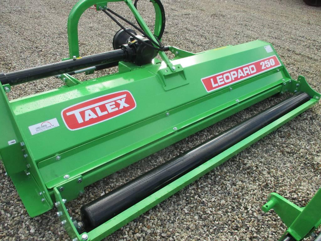 Talex Leopard 250 slagleklipper, Græsslåmaskiner, Landbrug