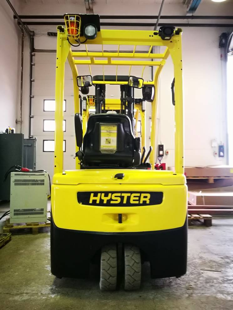 Hyster J2.0XNT LWB, Electric counterbalance Forklifts, Material Handling