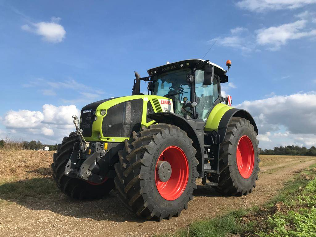 CLAAS Axion 930 Cmatic, Tractors, Agriculture