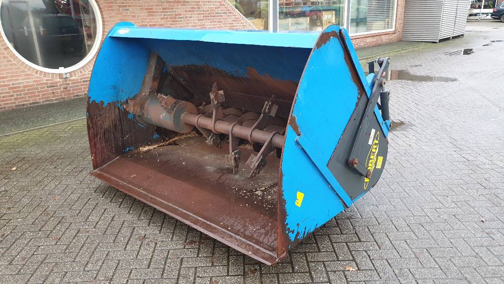 Robert BMH 2802, Animal Feeders, Agriculture