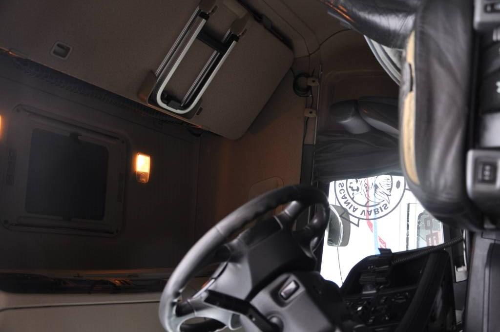 Scania R480 6X2 Euro 6, Växelflak-/Containerbilar, Transportfordon