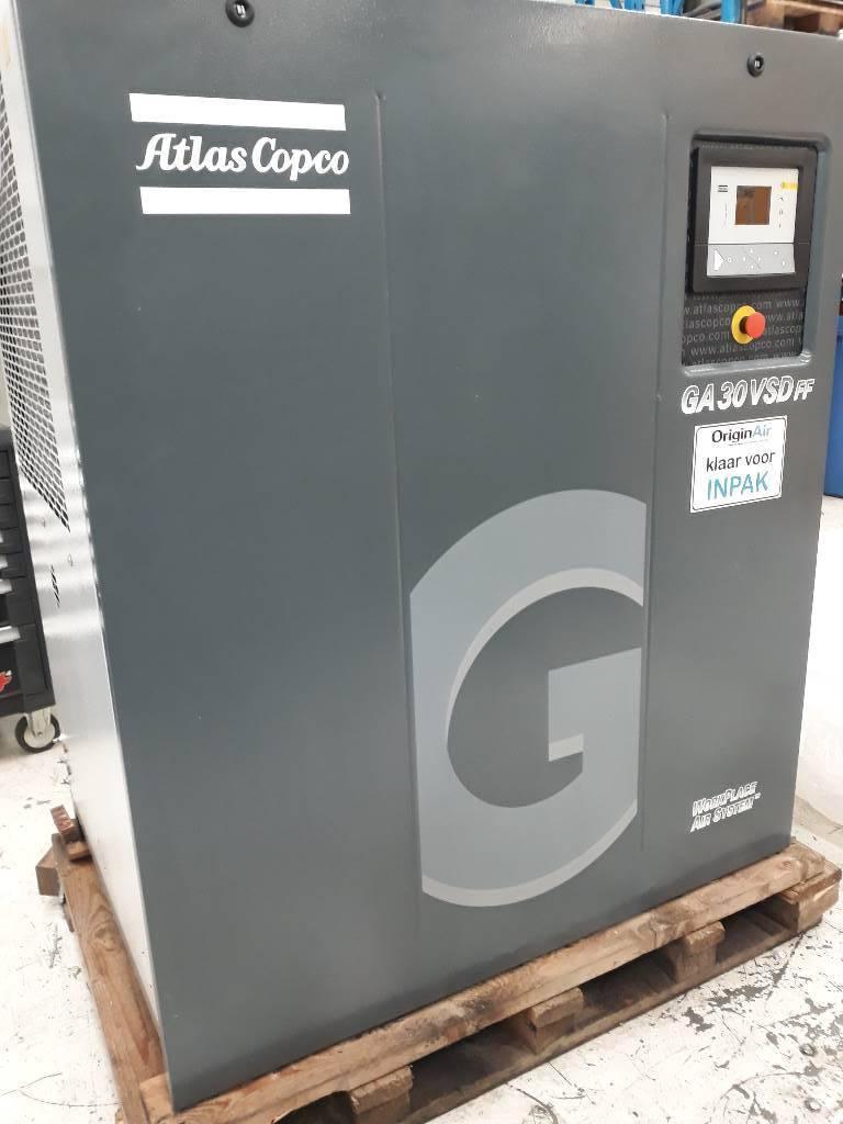 Atlas Copco GA 30, Compressors, Industrial