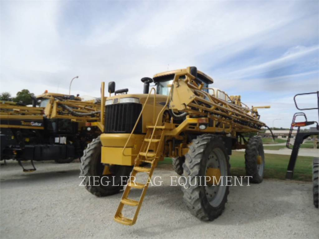 Ag-Chem 1194, Self-propelled sprayers, Agriculture
